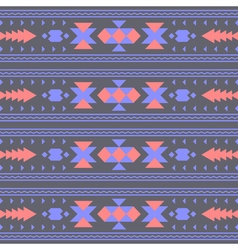 Seamless abstract decorative ethnic tribal pattern vector