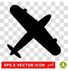 Aeroplane Eps Icon vector image vector image