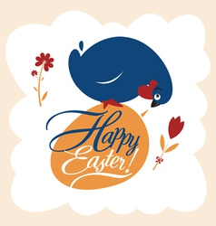 easter1 vector image vector image