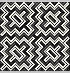 ethnic ornament native lines stylish print vector image vector image
