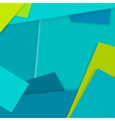 Colorful Background in Material Design Style vector image vector image