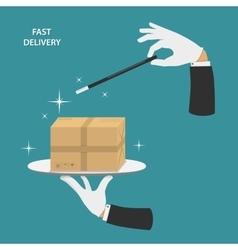 Fast delivery conceptual vector
