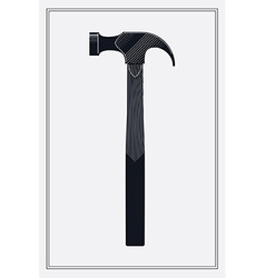 Hammer Icon vector image