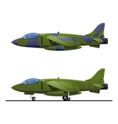 Pursuit plane vector