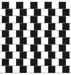 Optical - parallel lines made from black vector
