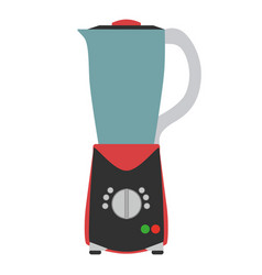 blender food icon mixer kitchen vector image