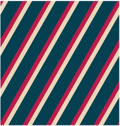 seamless stripes textured pattern vector image