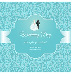 Weding pattern vector
