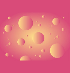 Pink abstract technology background gradient vector