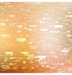 Brickwall Decorative Texture vector image vector image
