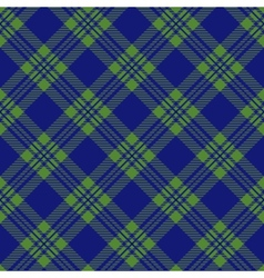 Scottish plaid vector image vector image