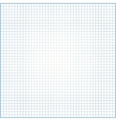 Square background lined sheet of paper for print vector