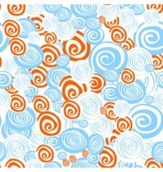 wallpaper with circle vector image