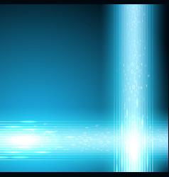 Stream of binary code vector