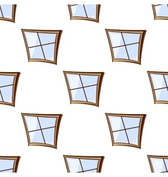 Building windows seamless vector