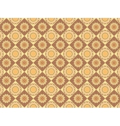 Scalable indian pattern vector