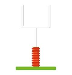 League of american football design vector
