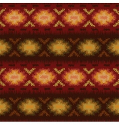 Ethnic seamless pattern - vector