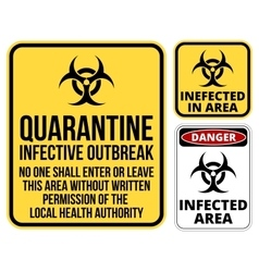 Quarantine vector