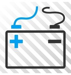 Accumulator eps icon vector