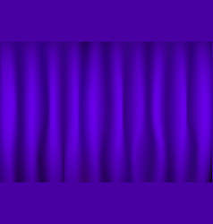 purple or violet curtain background art vector image