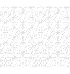Floral curlicues background vector
