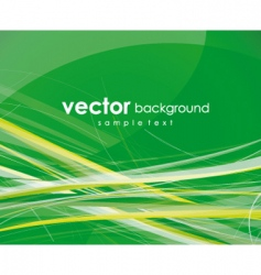 Modern natural background vector