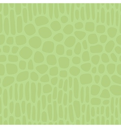 Organic cell structure seamless pattern vector image