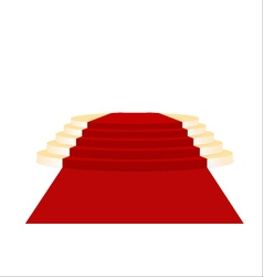Place of honour vector