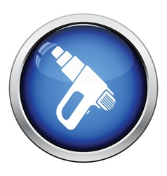 Icon of electric industrial dryer vector