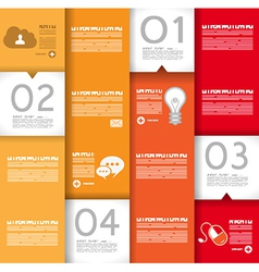 Infographics background to display your data vector