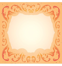 Tender frame vector