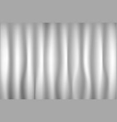 Gray velvet textile curtains background backdrop vector