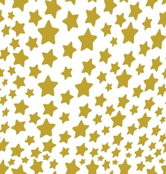 Star seamless pattern2 vector image vector image