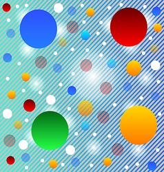 Summary doug art composite curve technology colour vector
