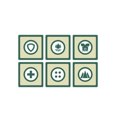 Safety-Icon-Set-380x400 vector image