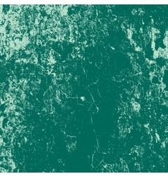 Green Distressed Texture vector image vector image