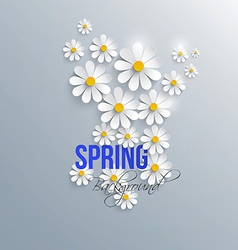 Spring background 4 vector