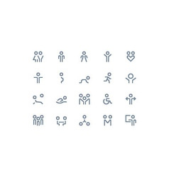 Web design icons vector