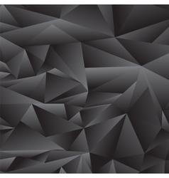 Abstract Grey Polygonal Pattern vector image