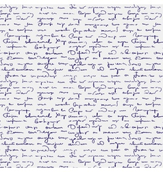 Seamless abstract handwritten vector
