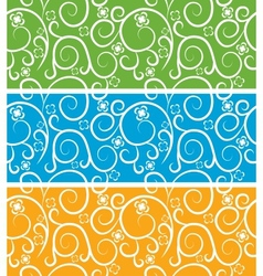 Seamless abstract pattern Abstract collection vector image vector image
