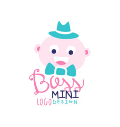 Cute with hand drawn lettering and vector
