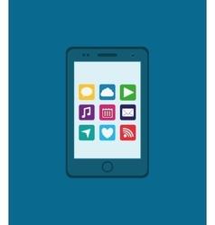 icon graphic design vector image