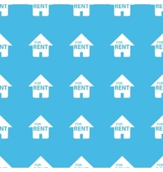 For rent straight pattern vector