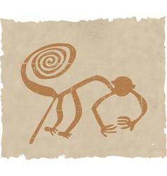 nazca lines set - vector image