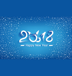 background for the new year year of the dog vector image