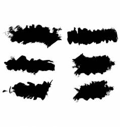 scribble vector image