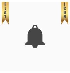 Bell Icon Symbol vector image