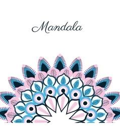 Mandale icon bohemic design graphic vector